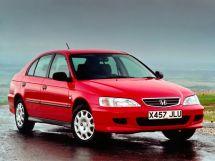 Honda Accord рестайлинг 2001, хэтчбек 5 дв., 6 поколение, CG, CH
