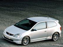 Honda Civic Type R 2001, хэтчбек 3 дв., 2 поколение, EP
