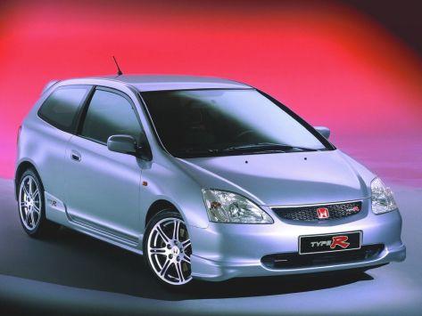 Honda Civic Type R (EP) 09.2001 - 08.2003
