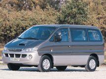 Hyundai H1 1997, минивэн, 1 поколение, A1
