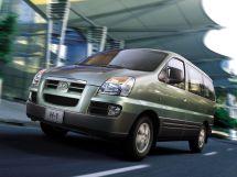 Hyundai H1 рестайлинг 2004, минивэн, 1 поколение, A1