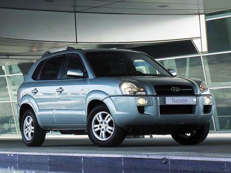 Hyundai Tucson  07.2004 - 03.2015