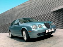 Jaguar S-type рестайлинг, 1 поколение, 04.2002 - 06.2004, Седан