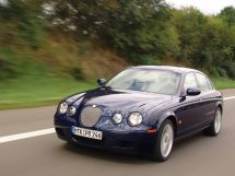 Jaguar S-type 2-й рестайлинг, 1 поколение, 06.2004 - 09.2007, Седан