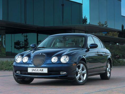 Jaguar S-type (X200) 03.1999 - 03.2002