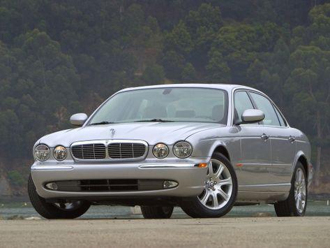 Jaguar XJ (X350) 06.2003 - 02.2007