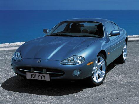 Jaguar XK (X100) 03.1996 - 03.2004