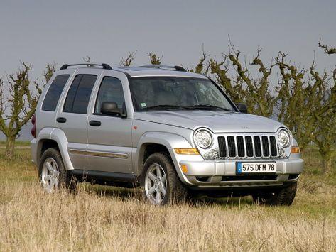 Jeep Cherokee (KJ) 07.2004 - 06.2007