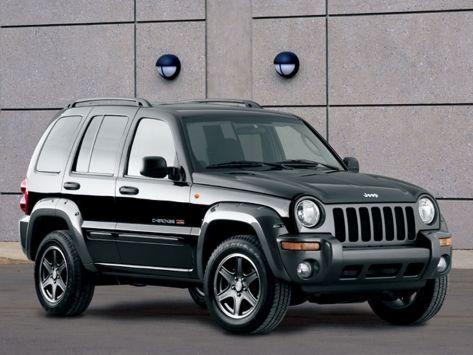 Jeep Cherokee (KJ) 05.2001 - 04.2005