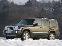 Jeep Commander 2005, джип/suv 5 дв., 1 поколение, XK
