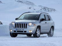 Jeep Compass 2006, джип/suv 5 дв., 1 поколение, MK