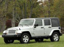 Jeep Wrangler 2006, джип/suv 5 дв., 3 поколение, JK