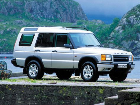 Land Rover Discovery (L318) 09.1998 - 11.2002