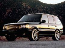 Land Rover Range Rover 1994, джип/suv 5 дв., 2 поколение, P38A