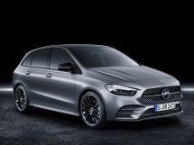 Mercedes-Benz B-Class 2018, хэтчбек 5 дв., 3 поколение, T247