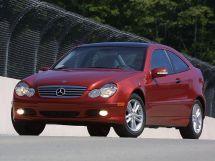 Mercedes-Benz C-Class 2 поколение, 10.2000 - 04.2004, Купе