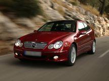 Mercedes-Benz C-Class рестайлинг 2004, купе, 2 поколение, CL203
