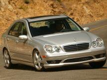 Mercedes-Benz C-Class рестайлинг, 2 поколение, 03.2004 - 09.2007, Седан