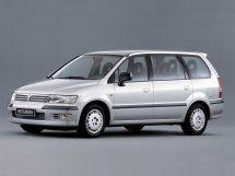 Mitsubishi Space Wagon 1997, минивэн, 3 поколение