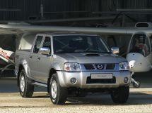 Nissan Navara рестайлинг 2000, пикап, 1 поколение, D22