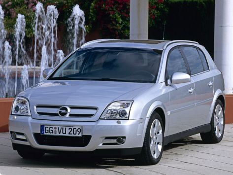 Opel Signum  02.2003 - 08.2005