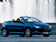 Peugeot 206 2000, открытый кузов, 1 поколение