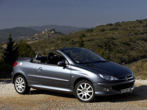 Peugeot 206  03.2003 - 02.2007