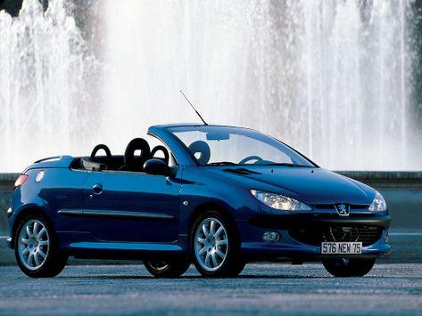 Peugeot 206  09.2000 - 02.2003