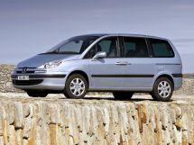 Peugeot 807 2002, минивэн, 1 поколение