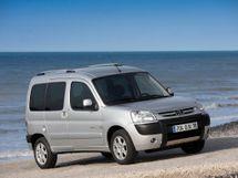 Peugeot Partner рестайлинг 2002, минивэн, 1 поколение