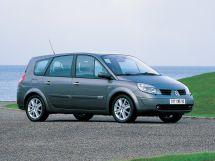 Renault Grand Scenic 2004, минивэн, 2 поколение, JM