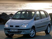 Renault Scenic рестайлинг 1999, хэтчбек, 1 поколение, JA