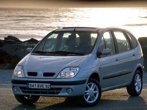 Renault Scenic (JA) 03.1999 - 02.2003