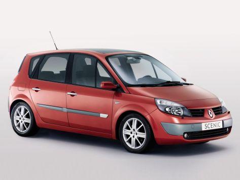 Renault Scenic (JM) 03.2003 - 10.2006