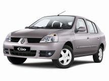 Renault Symbol 2-й рестайлинг 2006, седан, 1 поколение