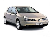 Renault Vel Satis 2001, хэтчбек 5 дв., 1 поколение, BJ0
