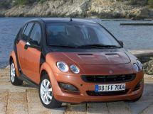 Smart Forfour 2004, хэтчбек 5 дв., 1 поколение, W454