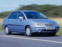 Suzuki Liana 1 поколение, 01.2001 - 08.2004, Седан