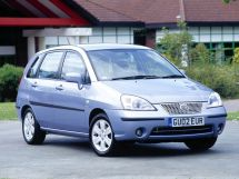 Suzuki Liana 1 поколение, 01.2001 - 08.2004, Хэтчбек