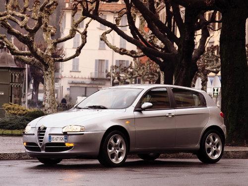 Alfa Romeo 147 2000 - 2004