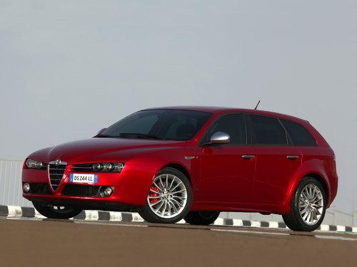 Alfa Romeo 159 2008 - 2012