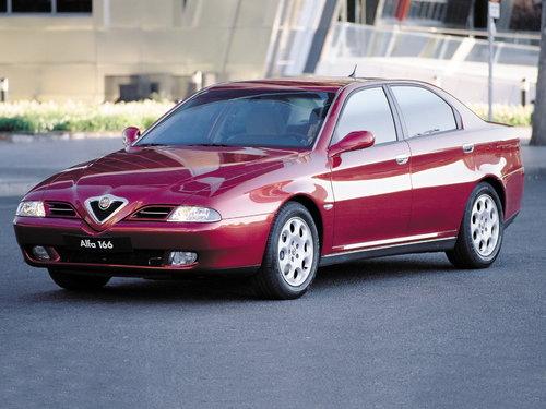 Alfa Romeo 166 1998 - 2003