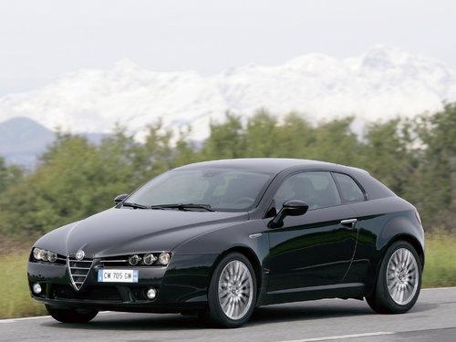 Alfa Romeo Brera 2005 - 2008