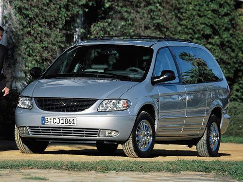Chrysler Grand Voyager 2000 - 2004