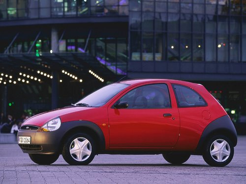 Ford Ka 1996 - 2005