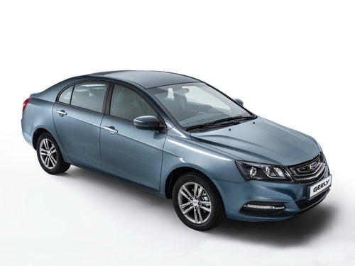 Geely Emgrand EC7 2018