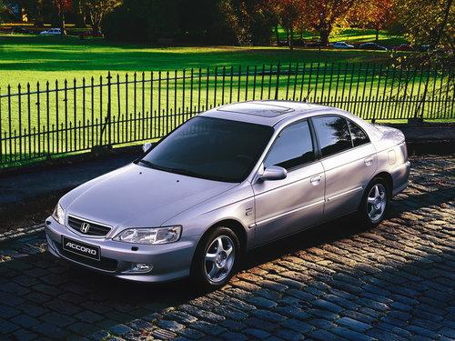 Honda Accord 2001 - 2003