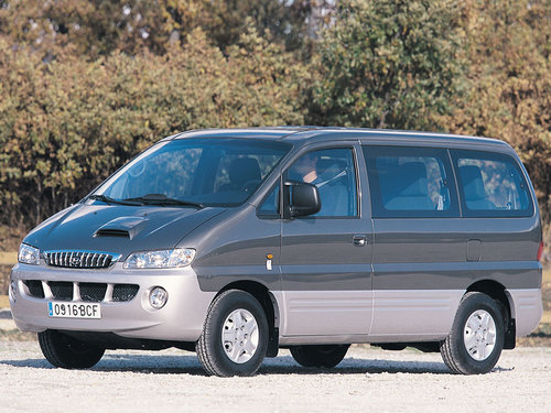 Hyundai H1 1997 - 2004