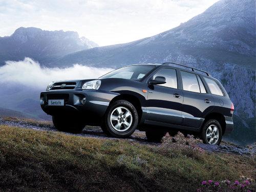 Hyundai Santa Fe 2004 - 2006