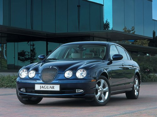 Jaguar S-type 1999 - 2002